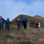 Some steep climbs!