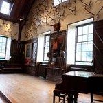 Blair Castle Ballroom.