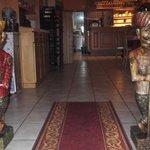 statue di guardia