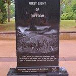 Freedom Stone Marker