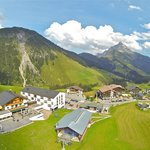 Hotel Steffis Alp mit hauseigener Liftanlage, auch im Sommer