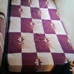 il terzo letto (un materasso per terra)