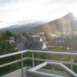 Pirenei Panorama dalla Camera
