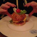 Le burger!