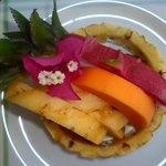 Früchte zum Frühstück - Variante 1