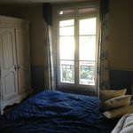 View from the Bedroom door