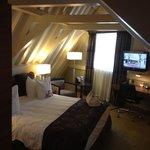 Huge bed :-)