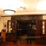 Nice pub/cafe/breakfast room