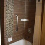 Newly renovated bath
