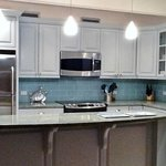updated kitchen at Secret Harbour