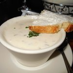 Outstanding Clam Chowder