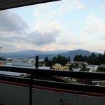 蔵王の眺めはとても良いです。