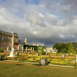 10 minute drive away is Wrest Park, with formal gardens from early 18th century