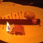 chocolate cigar