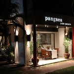 Pangea restaurant which is outside the hotel actually.