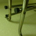 Rusty Towel Rod