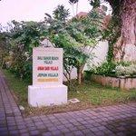 Sign of Amansari