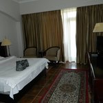 Large and comfortable room ....