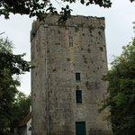 Der Turm, eine Überflutung zwang zur Schliessung