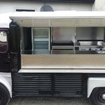 my beautiful Citroen Food Truck