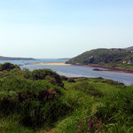 View of Clifden Bay