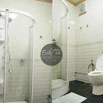 Nice bathroom in Rama room