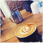 'One of London's best artisan coffee shops'