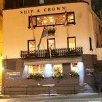 Ship & Crown