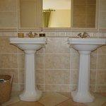 la salle de bain de gigi !