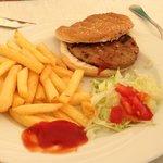 Burger monstrueux : du jamais vu dans un 5 étoile !