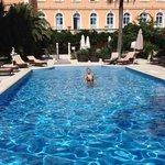 piscine chauffée super agréable ��