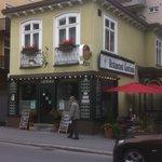 Gentina Restaurant an der Promenade Davos Platz