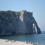 Nice visit whilst in Etretat