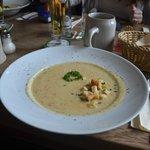 Amazing  potato soup