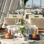 Bellevue Brasserie restaurant