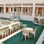 Arya Niwas Terrace Garden 1