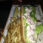 Lobster Roll...