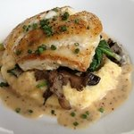 As mega grouper afficionados, my husband and I declared that this was the best grouper we've EVE