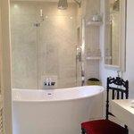 salle de bains, la suite, Côté Lourmarin