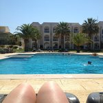 Lazy Sunday by the pool!!! :-)