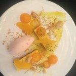 lemon tart desert