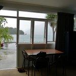 Nice view of Lake Wakatipu from room