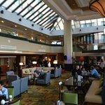 lobby und  lounge
