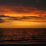 Beautiful Tween sunset