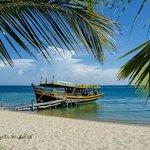 Cham Island Dive Boat