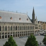 The Cloth Hall from room
