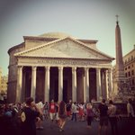 the pantheon is walking distance