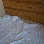 redt seng af personalet