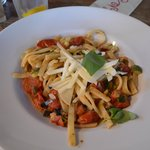 Pasta was great!