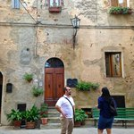 i think this is in Pienza